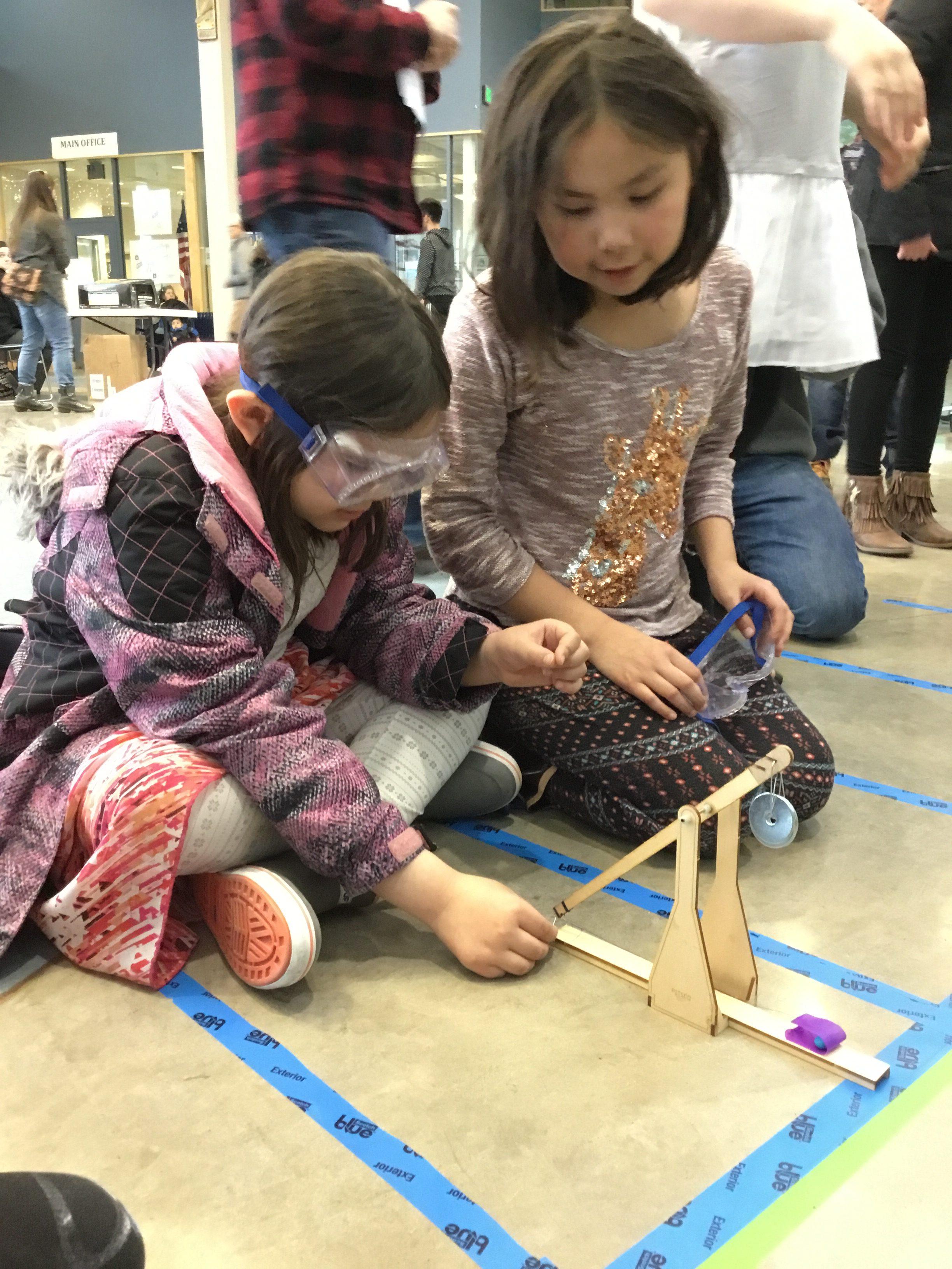 First Annual STEM Night a Success!